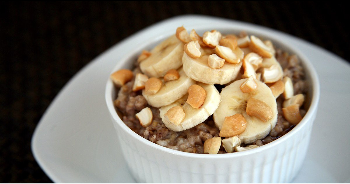 Receita de 4 Pequenos-almoços para perder peso