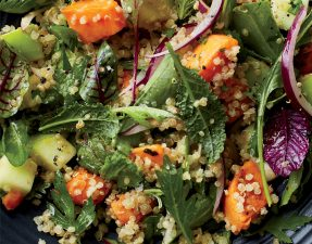 7 Deliciosas Saladas Para O Inverno