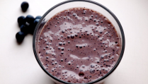Receita: Smoothie de Mirtilo